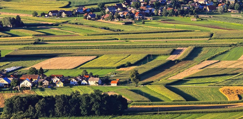 Villages Inland